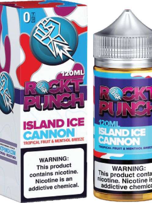 ROCKT PUNCH - ISLAND ICE CANNON