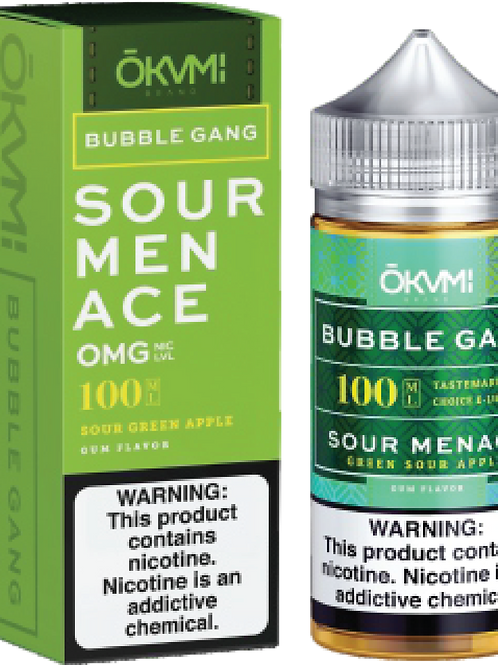 OKAMI - SOUR MENACE