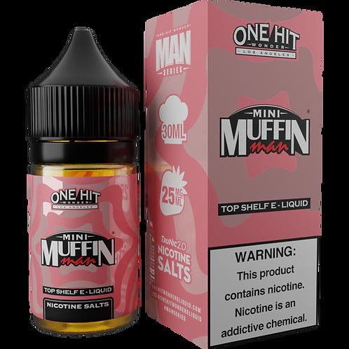 OHW SALTS - MINI MUFFIN MAN