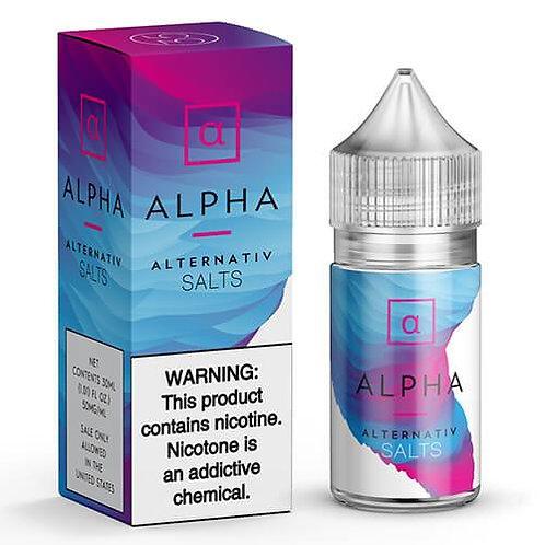 ALTERNATIV SALTS - ALPHA