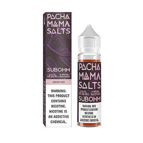 PACHA MAMA - STARFRUIT GRAPE