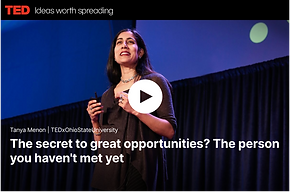 Ted talk on talking to strangers