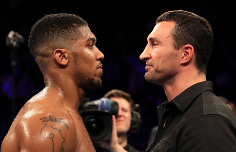 Joshua, unbeaten in 18 professional fights, and every one of those by knock-out has proved himself every step of the way in his relatively short career.