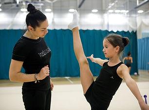 beckton gymnastics