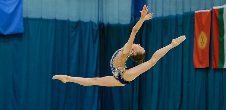 gymnastics in london