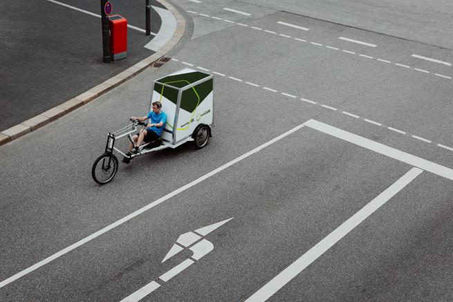 Emissionsfreier Transport