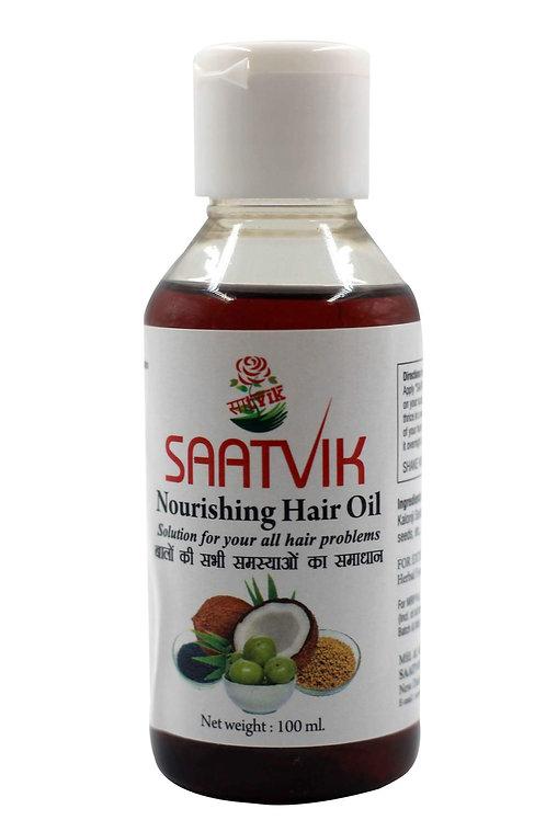 SAATVIK Nourishing Hair Oil