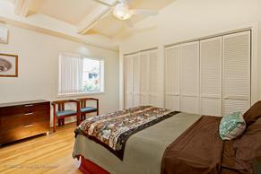 Bedroom with en suite bath