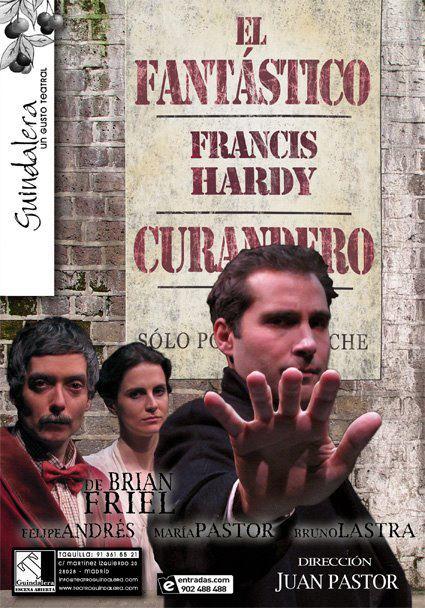 EL FANTÁSTICO FRANCIS HARDY