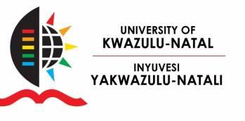UKZN PhD Scholarship