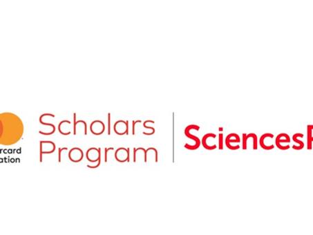 Science Pro MasterCard Scholarship