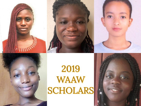 WAAW SCHOLARSHIP FOR FEMALE BSC STUDENTS