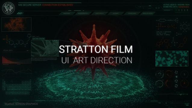 Screen Graphics Art Director