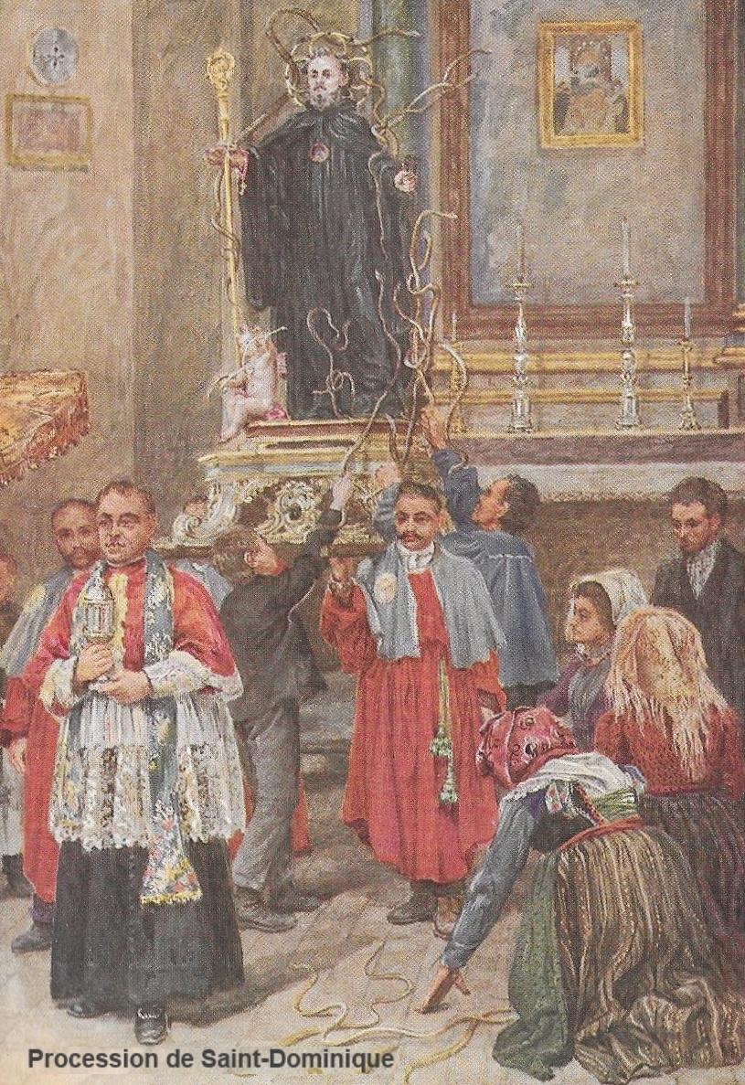 22 Procession de Saint-Dominique