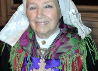 Conférence causerie à l'Académie de la Val d'Isère à Moutiers sur les costumes traditionnels de Savo