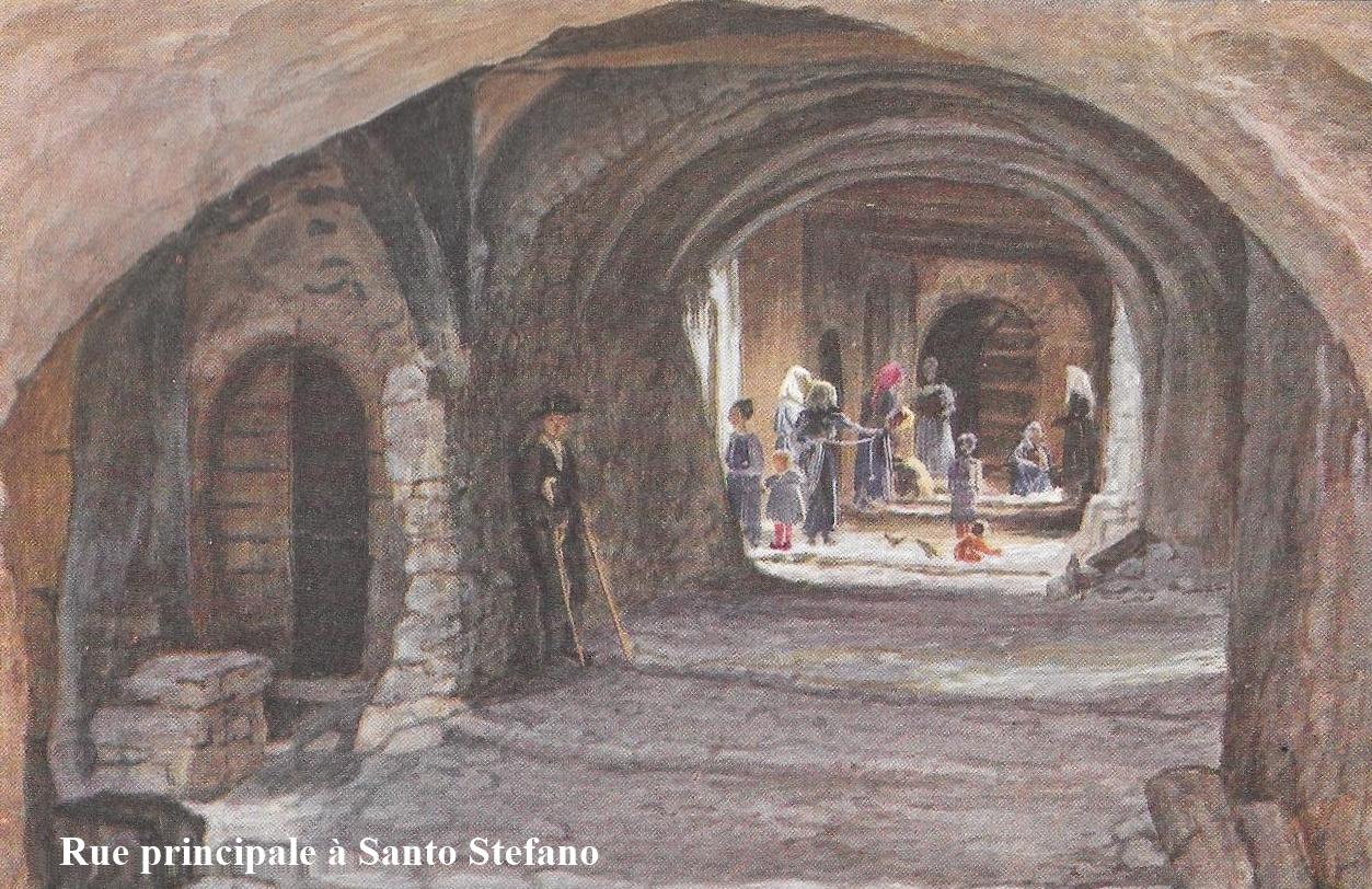 12 Rue principale de Santo Stefano