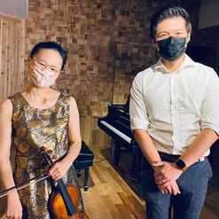 Midori Goto In Studio