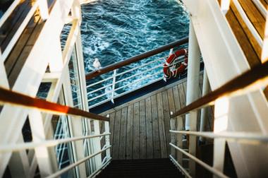 capitaine d'un navire à passagers ou de marchandise