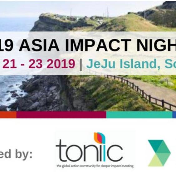 (Non-KFCO event) 2019 Asia Impact Nights