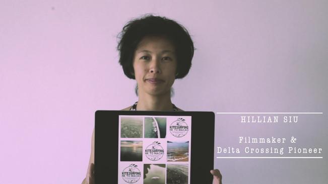 Hillian Siu- I'm committed to raising $ 50,000