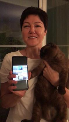 Nelly Akhmedzhanova- I'm committed to raising $ 2,000