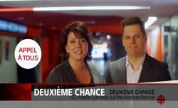 CBC 'Deuxième chance Doco' Series