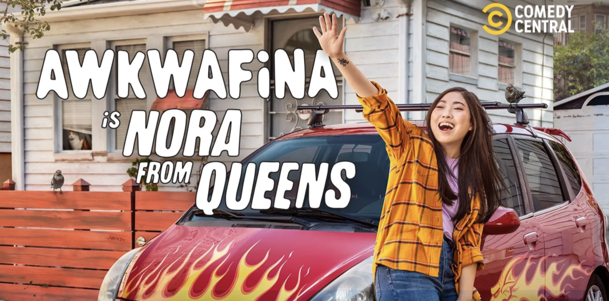 Awkwafina is Nora From Queen