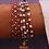 Thumbnail: Bracelet en perles