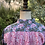 Thumbnail: Tunique turquoise et rose