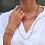 Thumbnail: Collier en perles scintillantes grand modèle