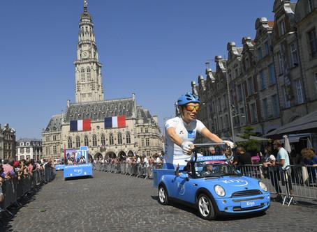 « le bus de la vue et de l'audition » Krys fait son Tour de France