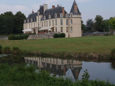 Château d'Augerville, entre golf et Spa
