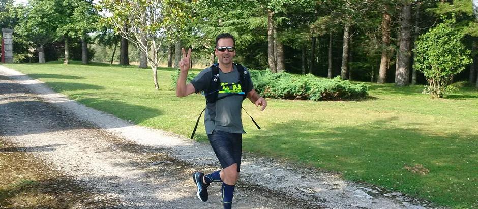 Courir 715 km : un sacré challenge pour revoir sa cousine…