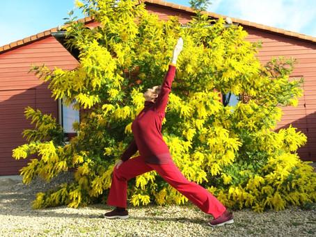Yoga au quotidien pour être bien et respirer la joie