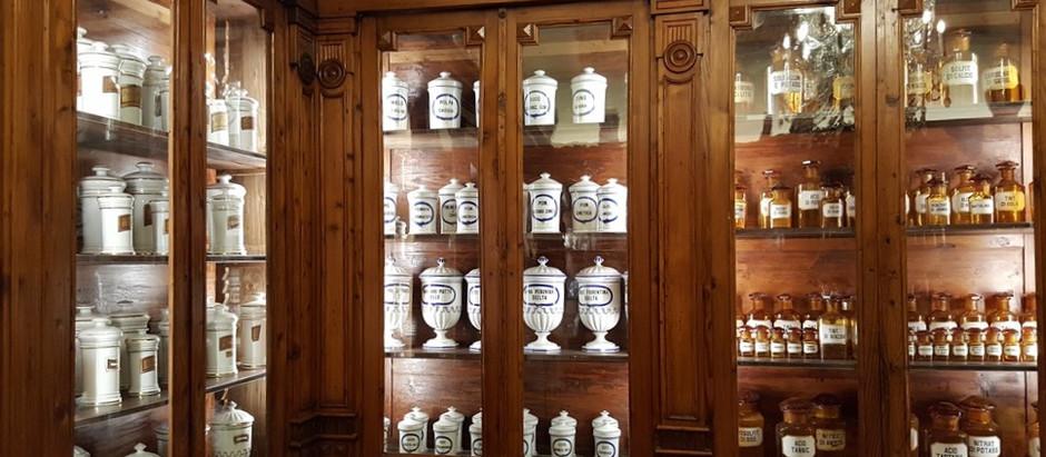 ABOCA MUSEUM, plantes médicinales et santé dans les siècles