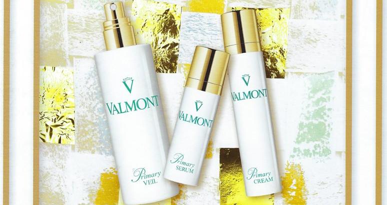 Le bonheur des peaux fragilisées avec VALMONT Primary