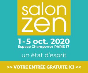 SALON ZEN à Paris : vers une vie meilleure !