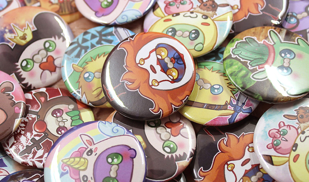 Badges Mimi'z