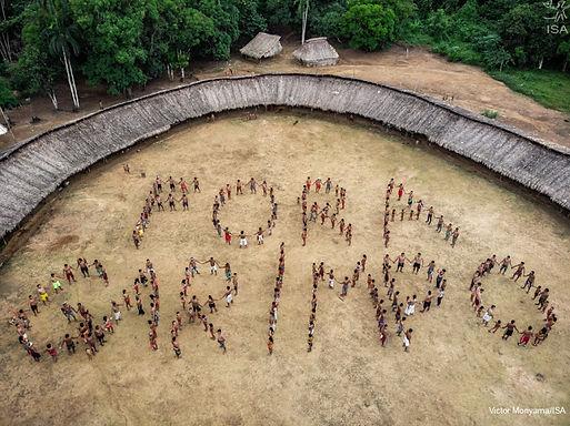 Dom Mário denuncia garimpo ilegal em terras indígenas, em Roraima