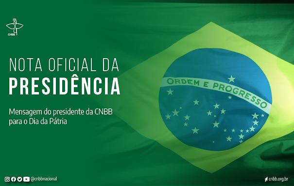 """""""Independência do Brasil deve ser construída e fortalecida a cada dia"""""""