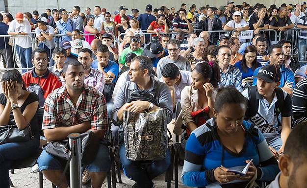 Em dois anos, país tem mais 5 milhões de 'subutilizados' e 1,6 milhão de desalentados