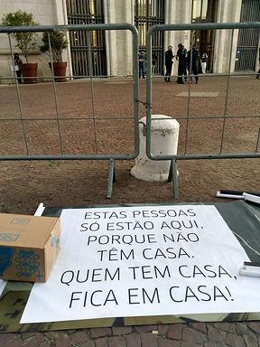 São Paulo: a luta da população de rua continua