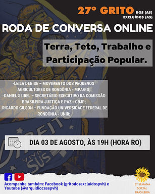 Roda de conversa marcou Dia D em Rondônia