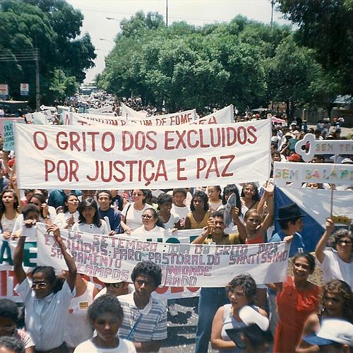 GRITO DOS/AS EXCLUÍDOS/AS