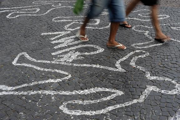 Atlas da Violência: homicídios aumentam 11,5% entre negros