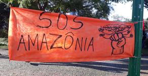 Rezar pela Amazônia e defender a Vida no Planeta!