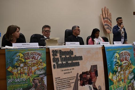 Grito tomará as ruas do país contra o desmonte do Brasil, em defesa da democracia e da vida