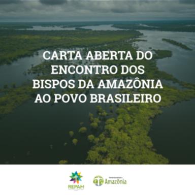 A dor do Povo se fez grito e a Igreja da Amazônia se fez a sua voz