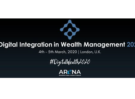 Expersoft to present at the Digital Integration in Wealth Management event in London
