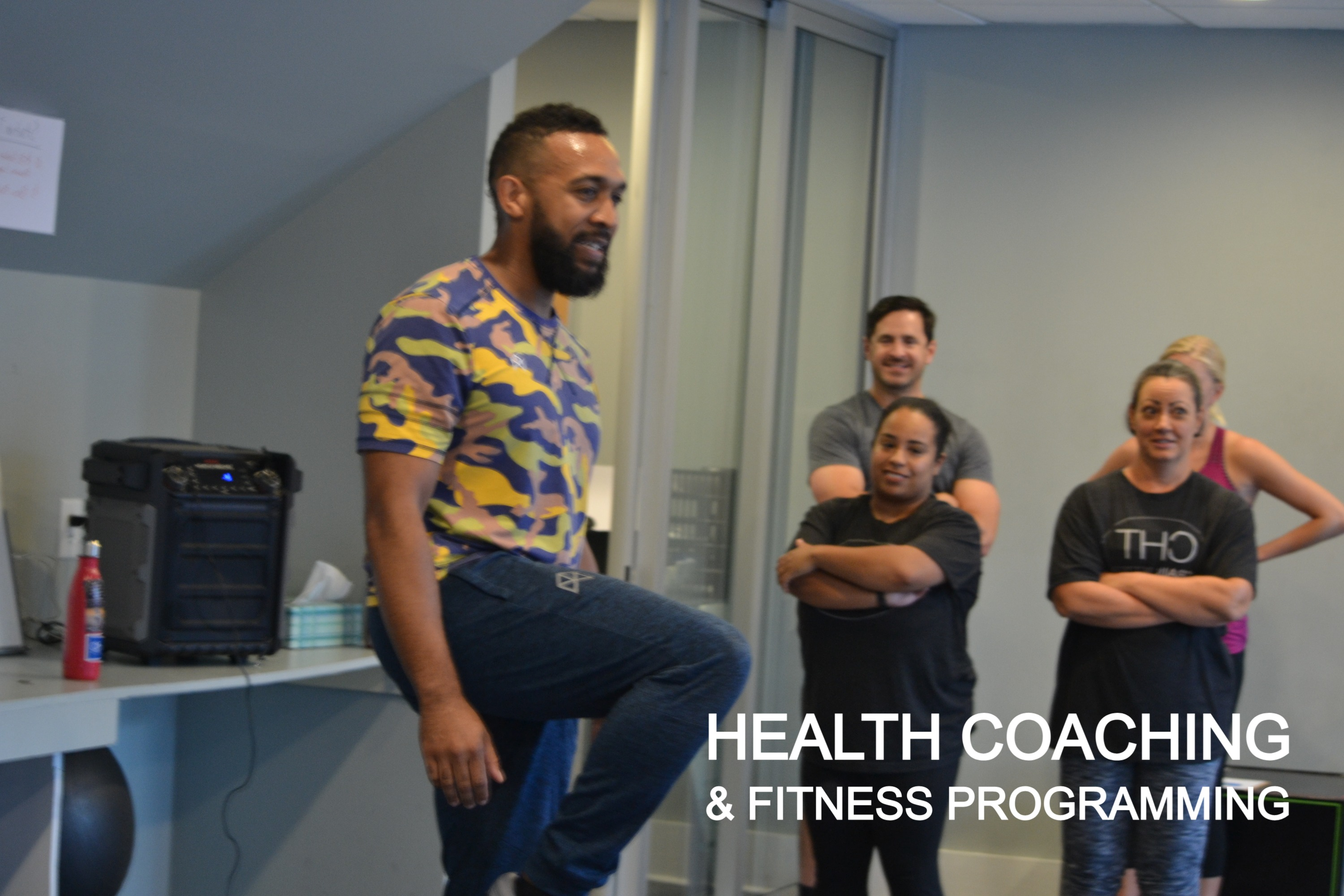 Coaching and Programming Service
